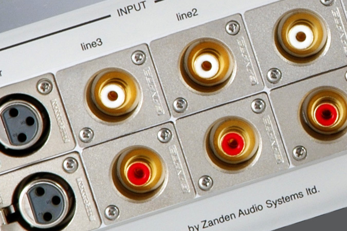 Zanden Audio Systems Model 3100