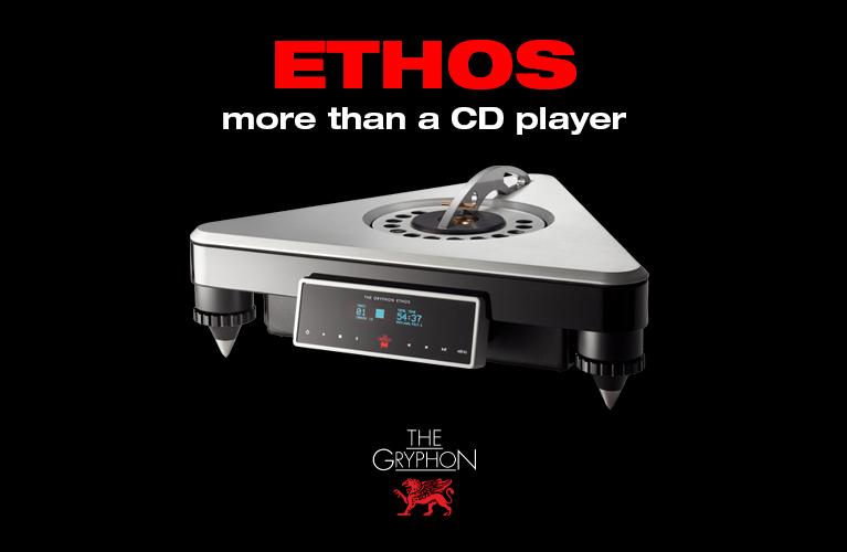 Gryphon Audio Ethos