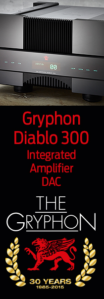 Gryphon Audio Diablo 300