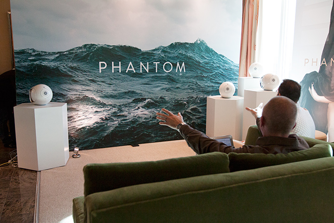 Phantom at CES 2015